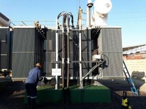 Distribution Transformer and Substation Installation